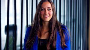 Saskia Schaller spricht über ihre Projektkarriere bei der HR factory