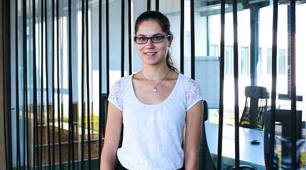 Portrait des HR Experts Alexandra Sirtl
