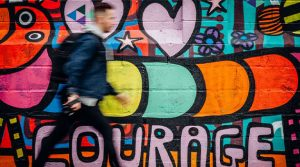 Be courageous! Why we personnel managers can make good use of courage